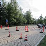 LLac Titisee - aparcament motos