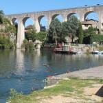 Saint Nazaire en Royans, llac de La Boume