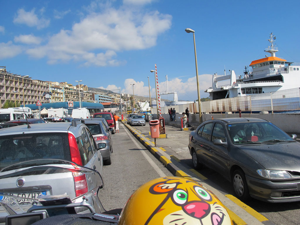 Port de Messina